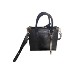 Borsa a tracolla in pelle The Kooples