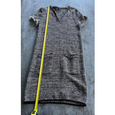Robe mi-longue Massimo Dutti  pas cher