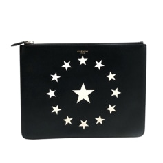 Leather Clutch Givenchy