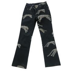 Jeans slim Roberto Cavalli  pas cher