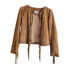 Leather Jacket Essentiel Antwerp