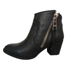 Flat Ankle Boots Zadig & Voltaire