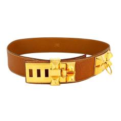 Wide Belt Hermès Médor