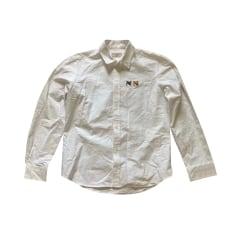 Chemise Maison Kitsuné  pas cher