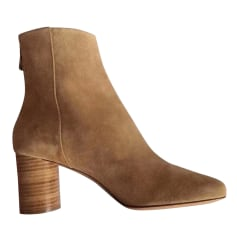 Flat Ankle Boots Sandro