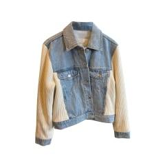 Zipped Jacket Maje