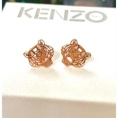 Boucles d'oreille Kenzo  pas cher
