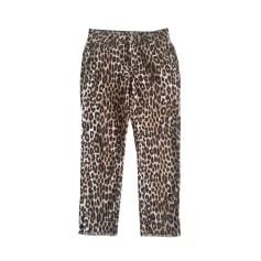 Straight Leg Pants Michael Kors