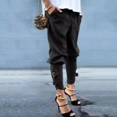 Pantalon harem 100% Fashion  pas cher