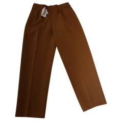 Wide Leg Pants Maison Kitsuné
