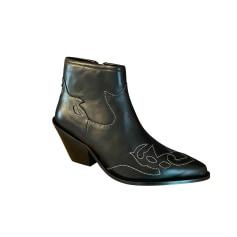 Cowboy Boots Paul & Joe