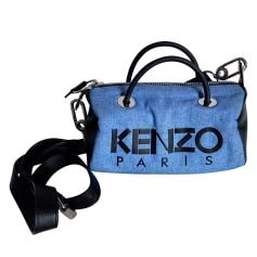 Sac en bandoulière en tissu Kenzo  pas cher