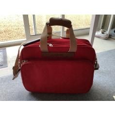 Leather Oversize Bag Lancel