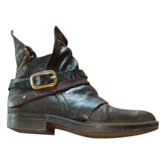 Flat Ankle Boots AirStep