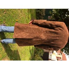Manteau en fourrure Balston  pas cher