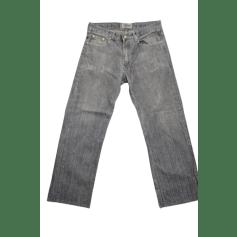 Straight Leg Jeans Versace