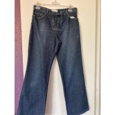 Jeans évasé, boot-cut Gerard Darel  pas cher