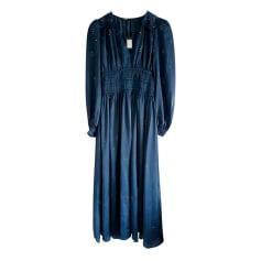 Robe longue Maje  pas cher
