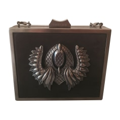Handtasche Leder Roberto Cavalli