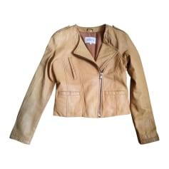 Leather Jacket Claudie Pierlot