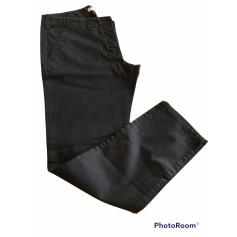 Pantalon droit Stefanel  pas cher