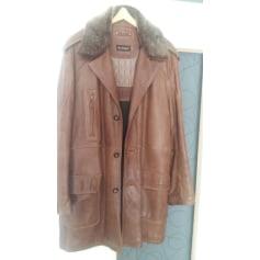 Manteau en cuir Mc DOUGLAS  pas cher