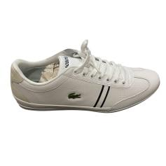 Chaussures de sport Lacoste  pas cher