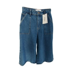 Pantalon large Ba&sh  pas cher