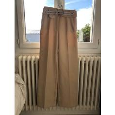 Pantalon large Sézane  pas cher