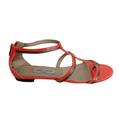 Flat Sandals Jimmy Choo