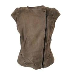 Leather Jacket VENTCOUVERT