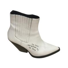 High Heel Ankle Boots Iro