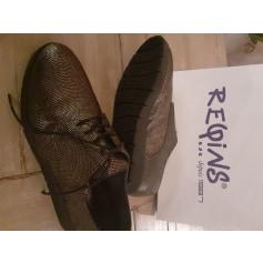 Chaussures à lacets  Reqins  pas cher