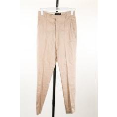 Pantalon droit Isabel Marant  pas cher