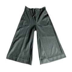 Pantalon large High  pas cher
