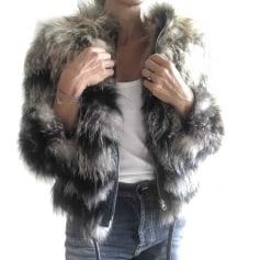Blouson, veste en fourrure Isabel Marant  pas cher