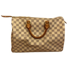 Lederhandtasche Louis Vuitton Speedy