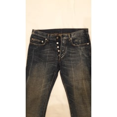 Jeans slim Dior Homme  pas cher