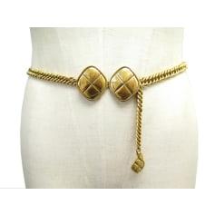 Wide Belt Chanel