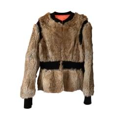 Fur Coat Sonia Rykiel