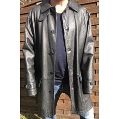 Manteau en cuir Ralph Lauren  pas cher