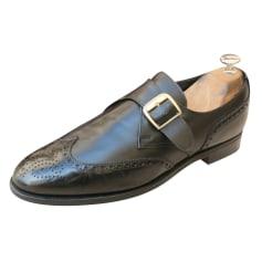 Chaussures à boucles Crockett & Jones  pas cher