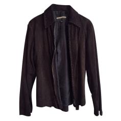 Leather Coat VENTCOUVERT