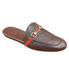 Chaussons & pantoufles Gucci  pas cher