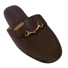 Chaussons & pantoufles Bally  pas cher