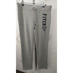 Pantalon de survêtement Abercrombie & Fitch  pas cher
