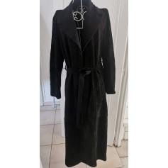Manteau en cuir River Skin  pas cher