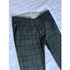 Pantalon droit Gilmar  pas cher