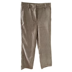 Straight Leg Pants Sessun