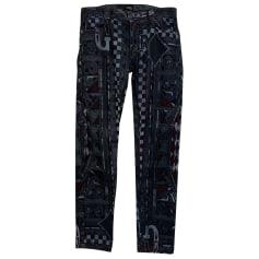 Straight Leg Pants Jean Paul Gaultier